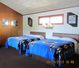 Indian Motorcycle Room